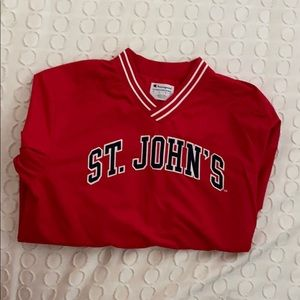 St Johns University Champion Athletics Pullover